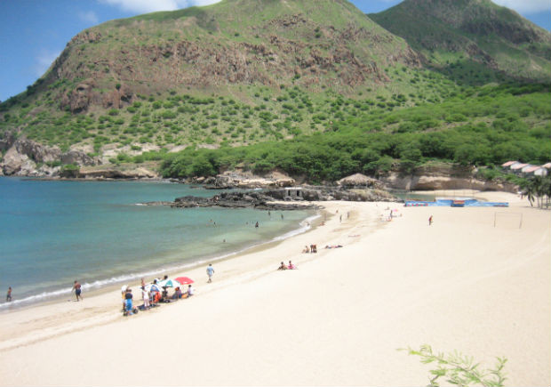 Tarrafal_Beach